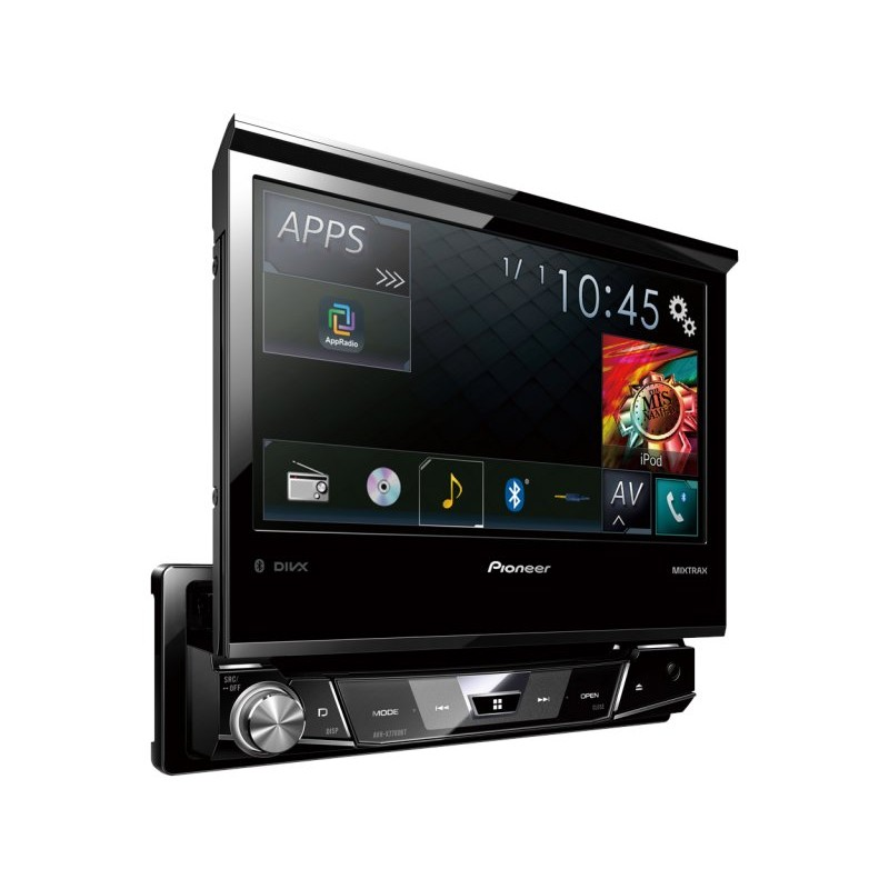 pioneer avh x7800bt. Black Bedroom Furniture Sets. Home Design Ideas