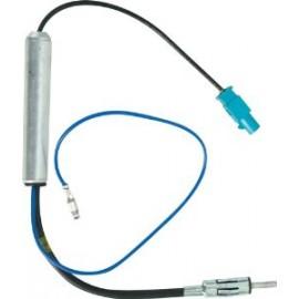 Fakra-DIN antenna adapter