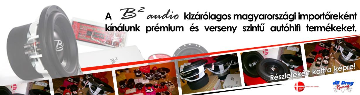 B2 Audio termékek